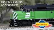 ATHEARN Model Railroad/Train EMD F45